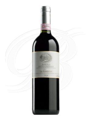 Barolo Sotto Castello di Novello vom Weingut Le Ginester aus Novello bei Verdunoim Piemont