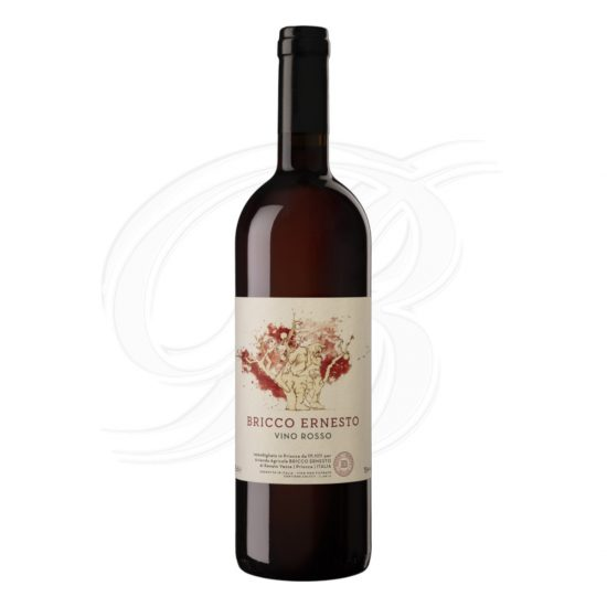 Vino rosso vom Weingut Bricco Ernesto
