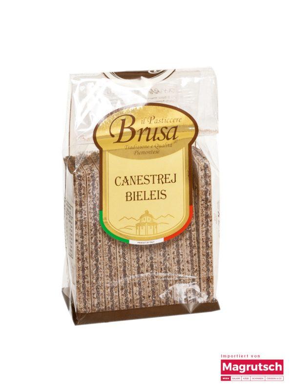 Canestrej Bieleis von der Pasticceria Brusa