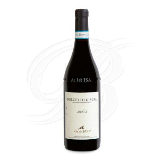 Dolcetto Lodoli vom Weingut Bric del Baio
