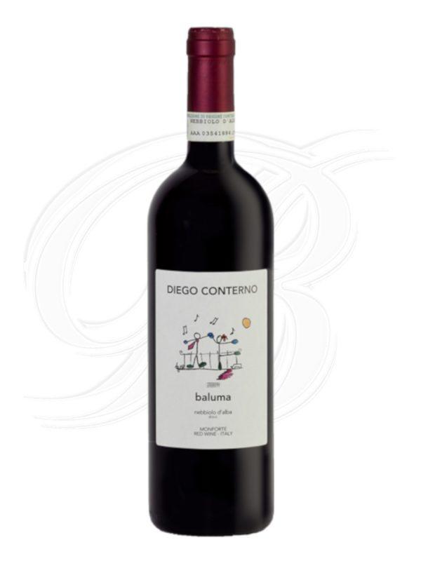 Nebbiolo Baluma von Diego Conterno aus Monforte d'Alba