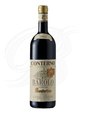 Barolo Monfortino von Giacomo Conterno - Rarität!