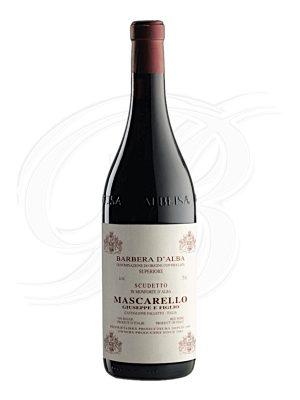 Barbera Scudetto vom Weingut Giuseppe Mascarello in Castiglione Falletto