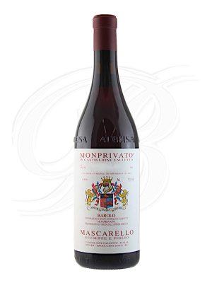 Barolo Monprivato vom Weingut Giuseppe Mascarello in Castiglione Falletto