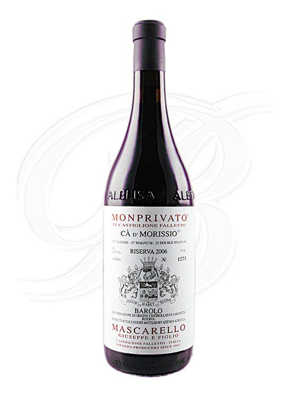 Barolo Riserva Ca' d' Morissio vom Weingut Giuseppe Mascarello in Castiglione Falletto
