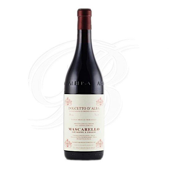 Dolcetto Mirasole vom Weingut Giuseppe Mascarello in Castiglione Falletto