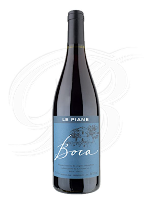 Boca vom Weingut Le Piane in Boca, Nordpiemont