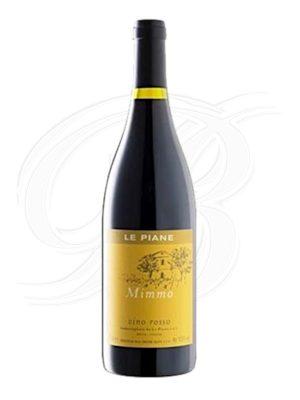 Mimmo vom Weingut Le Piane in Boca, Nordpiemont