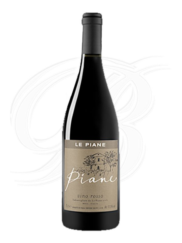 Cuveè Le Piane vom Weingut Le Piane in Boca, Nordpiemont