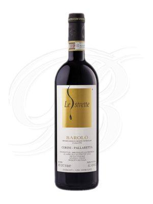 Barolo Corini-Pallaretta vom Weingut Le Strette