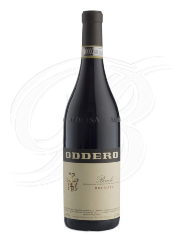 Barolo Brunate vom Weingut Oddero Poderi in La Morra im Piemont