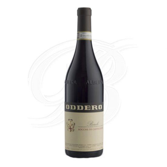 Barolo Rocche di Castiglione vom Weingut Oddero Poderi in La Morra im Piemont