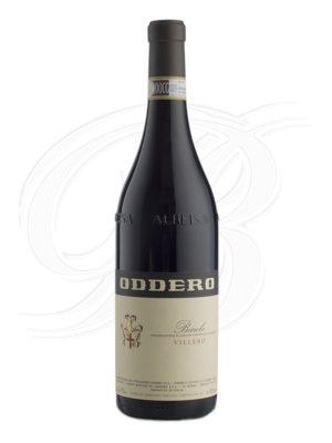 Barolo Villero vom Weingut Oddero Poderi in La Morra im Piemont