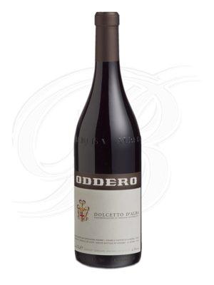 Dolcetto d'Alba vom Weingut Oddero Poderi in La Morra im Piemont