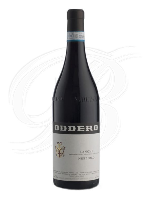 Langhe Nebbiolo vom Weingut Oddero Poderi in La Morra im Piemont