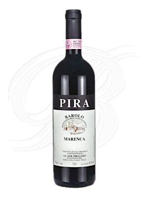 Barolo Marenca vom Weingut Luigi Pira in Serralunga im Piemont