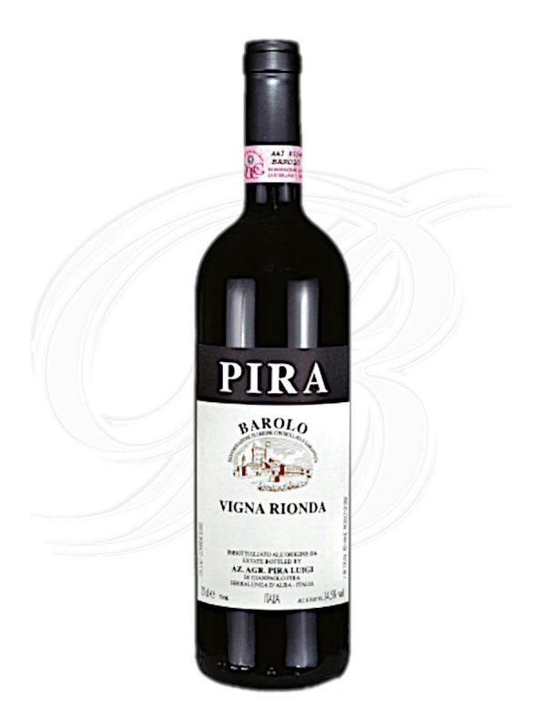 Barolo Vigna Rionda vom Weingut Luigi Pira in Serralunga im Piemont