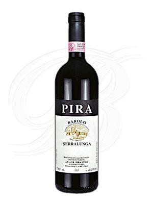 vom Weingut Luigi Pira in Serralunga im Piemont