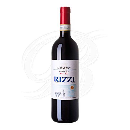 Barbaresco Riserva Boito von Rizzi aus Treiso im Piemont