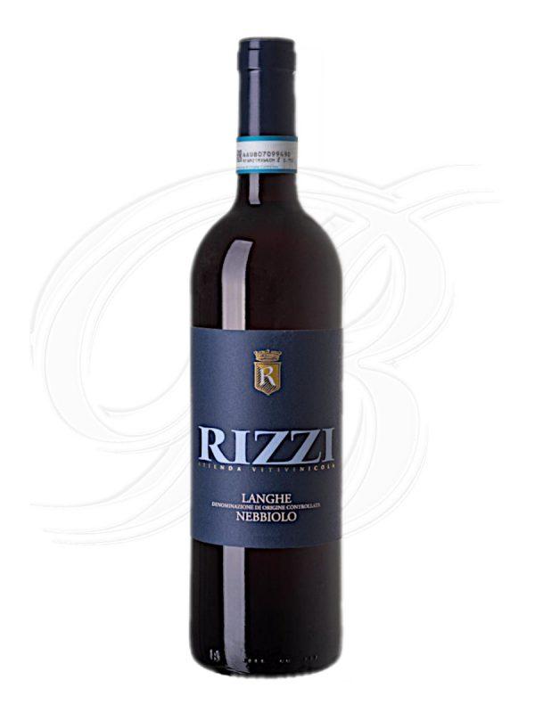 Nebbiolo von Rizzi aus Treiso im Piemont