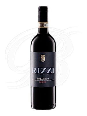 Barbaresco Pajore von Rizzi aus Treiso im Piemont