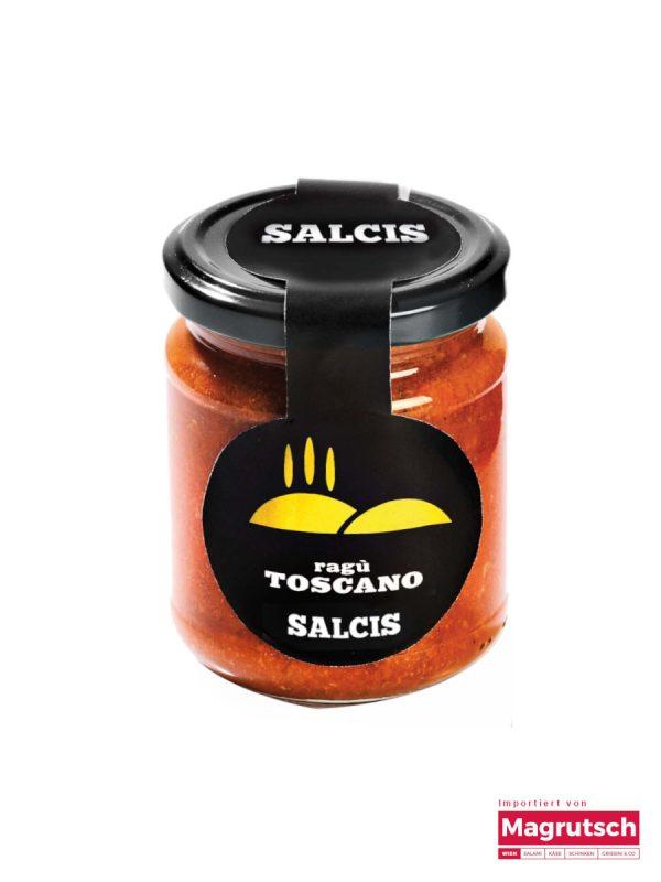 Sugo alla Toscana von der Macelleria Salcis importiert von Alexander Magrutsch