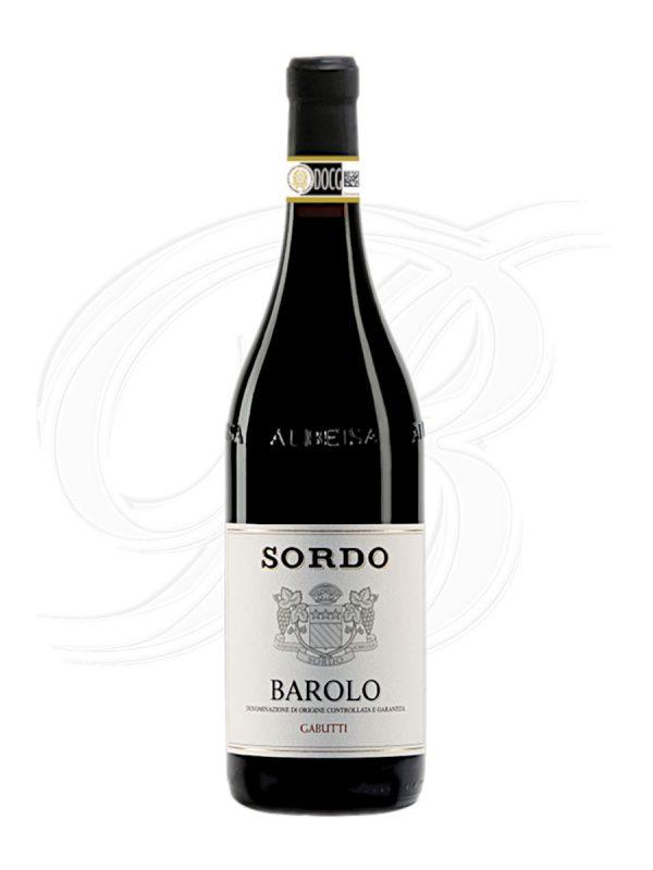 Barolo Gabutti von Giovanni Sordo
