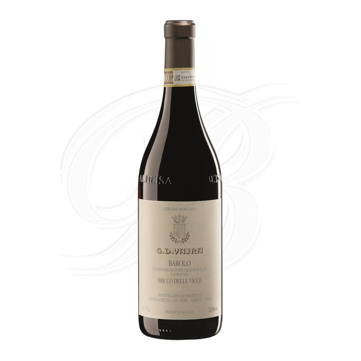 Barolo Bricco delle Viole vom Weingut Vajra