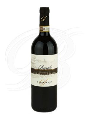 Barolo del Comune di Serralunga d'Alba vom Weingut Schiavenza in Serralunga d'Alba im Piemont