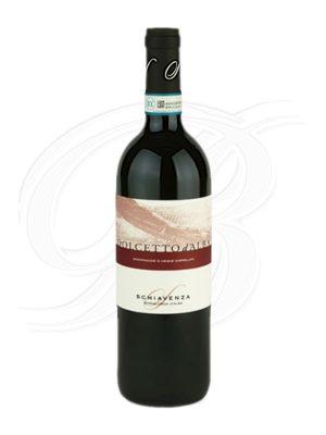 Dolcetto vom Weingut Schiavenza in Serralunga d'Alba im Piemont