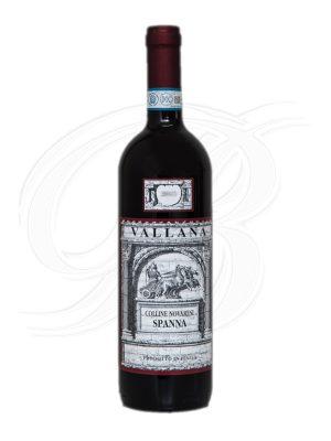 Spanna aus den Colline Novareis vom Weingut Vallana
