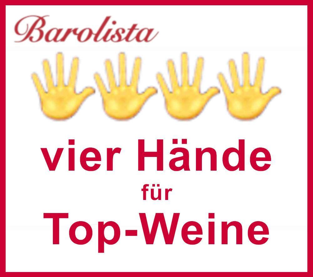 Barolista-Bewertungssystem 4 mani