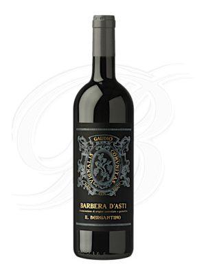 Barbera Bergantino vom Weingut Gaudio