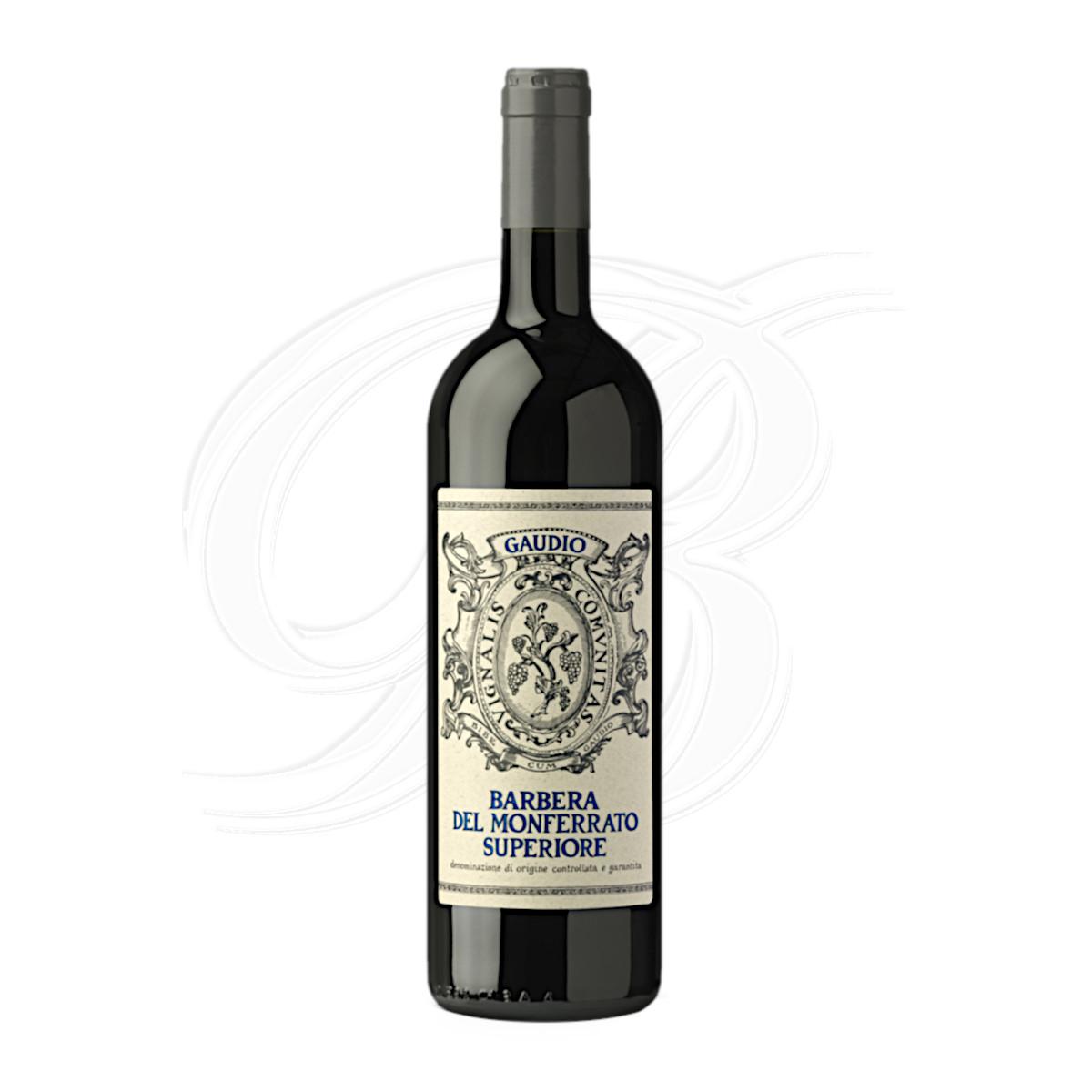 Barbera Superiore vom Weingut Gaudio