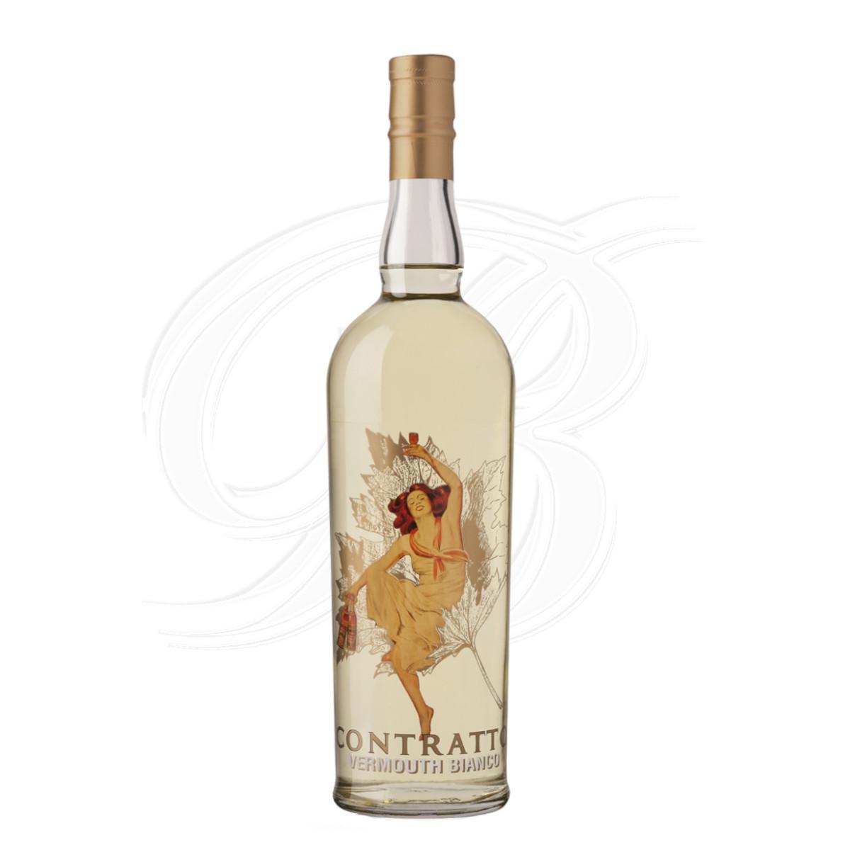 Vermouth bianco von Contratto