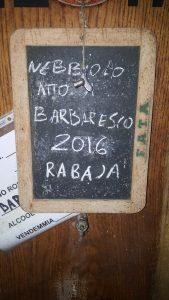 Rabaja, eine der historischen Lagen im Barbaresco