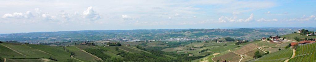 Panorama der Lanhghe