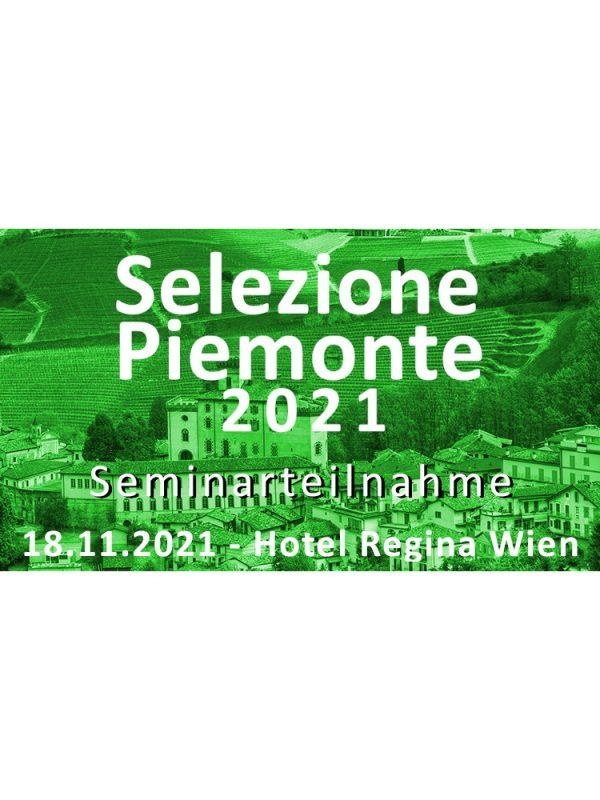 Seminarteilnahme auf der Selezione Piemont 2021