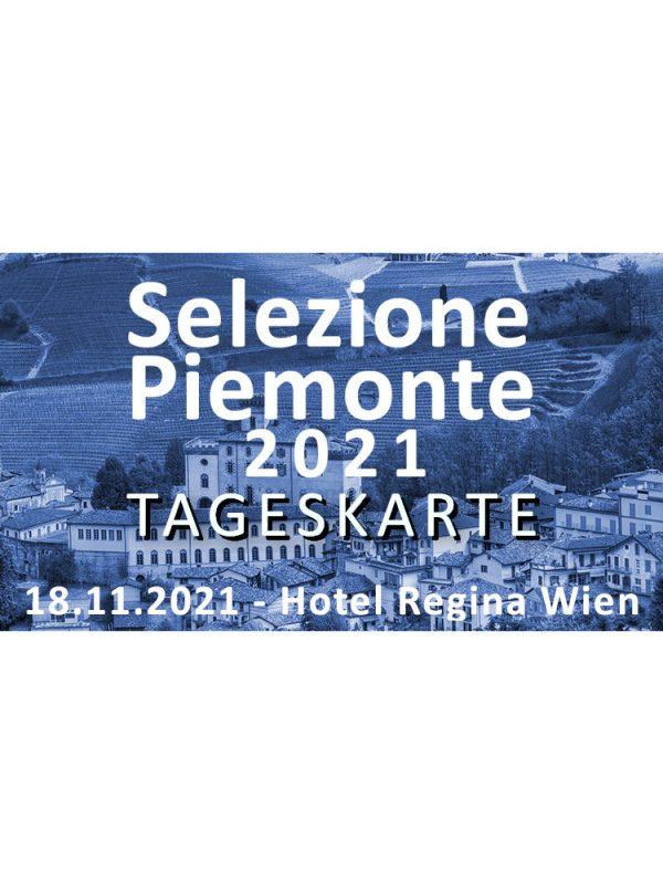 Tageskarte Selezione Piemont