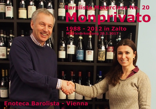 Barolista & Elena Mascarello Monprivato