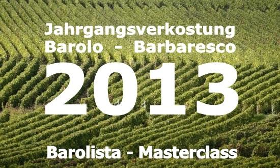 Barolista Barolo Vintage 2013 Masterclass No. 22