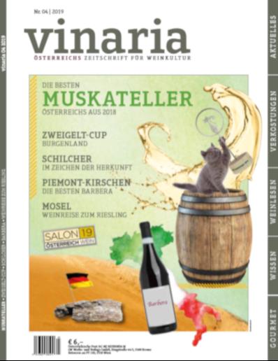 Titel VINARIA /1907