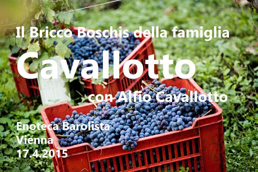 Alfio Cavallotto - Il Bricco Boschis della famiglia Cavallotto - 17.4.2015