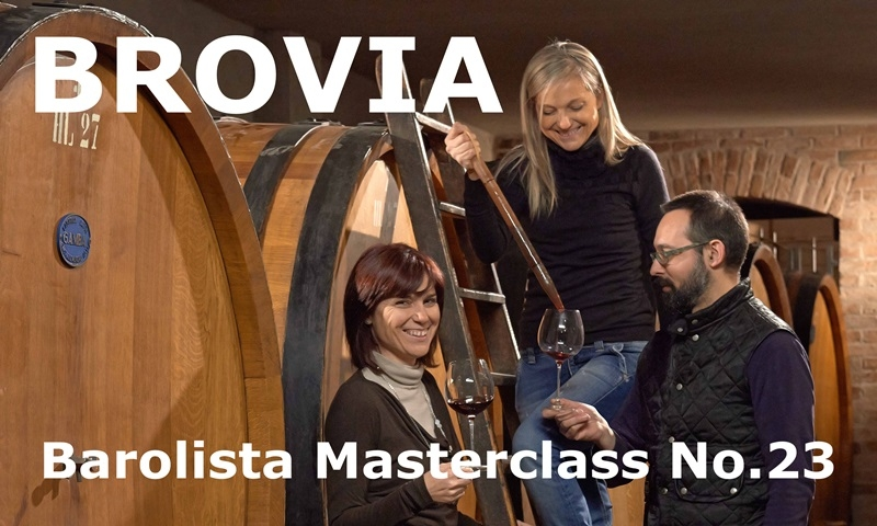 Barolista Masterclass No. 23 Brovia